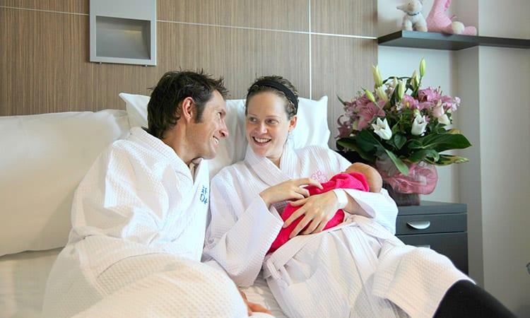 Greenslopes Private Maternity